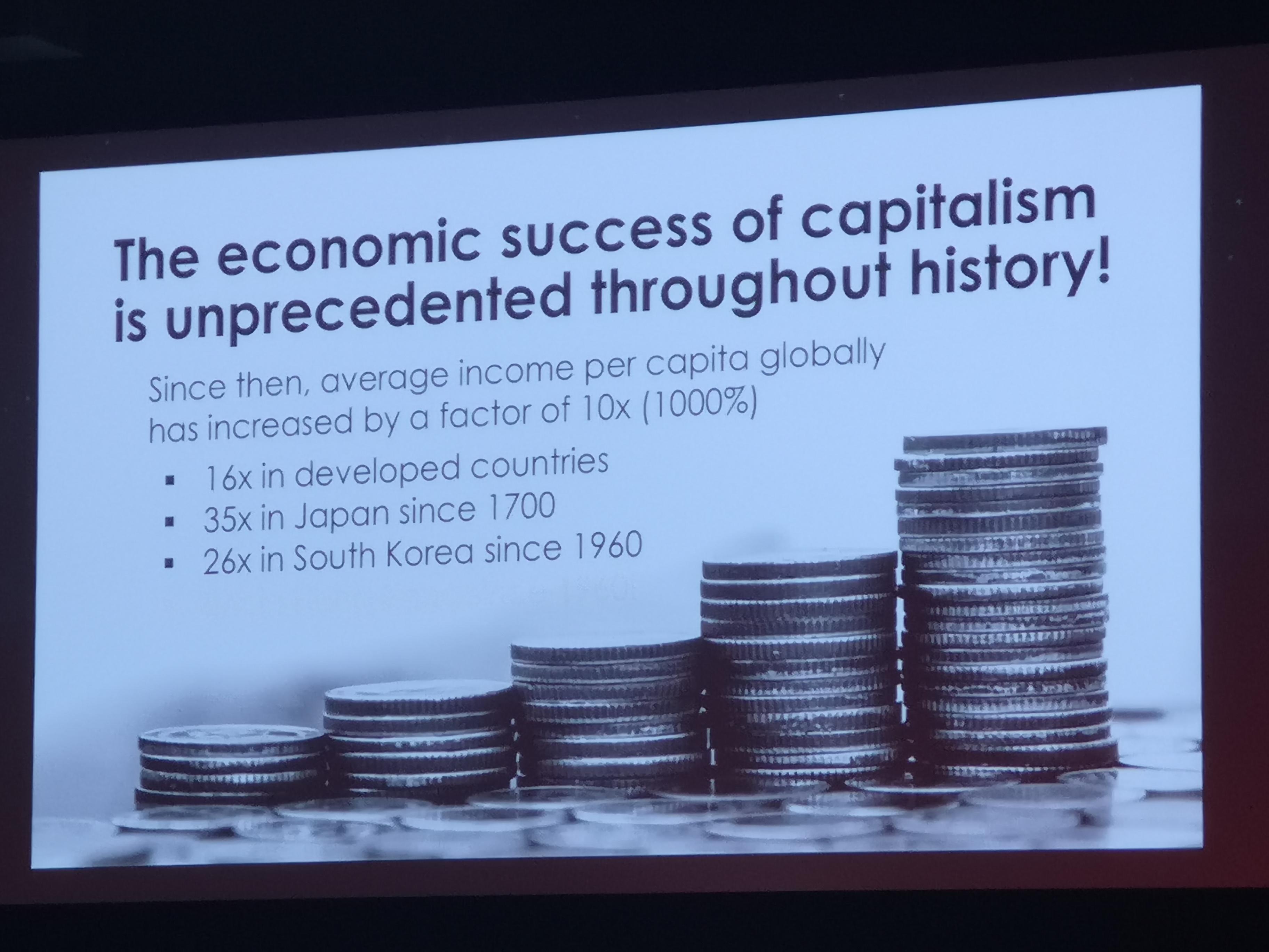 Huippumyynti NBForum2018 Kapitalismi toimii